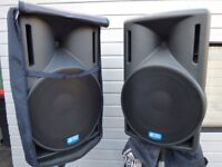 DISCO/PA/BAND............. DB Technologies Opera 305 SPEAKERS