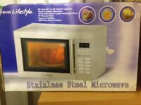 Hinari Microwave Boxed but used little.