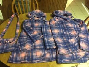 Matching Mommy and Me Sweater Wraps w/ Purse