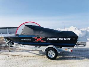 2018 KingFisher 1875  Extreme Shallow River Boat