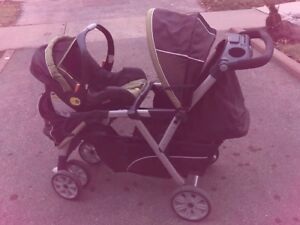 Chicco Together Twin Stroller