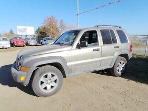 2007 Jeep LIBERTY Sport For Sale Edmonton