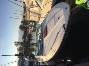 1993 22 foot Sea Ray comes with  2017 Trailer! Winter Deal !!!