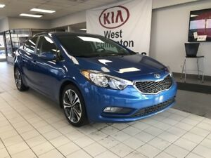 2014 Kia Forte EX FWD 2.0L *HEATED CLOTH SEATS/BLUETOOTH/CRUISE