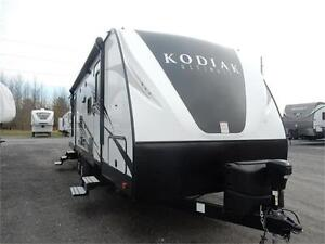 2017 DUTCHMEN KODIAK ULTIMATE 288 BHSL! LOADED! $34995!!