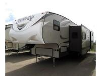 2016 WESTERN COUNTRY 27 BH - FIFTH WHEEL