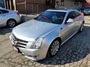 "2011 Cadillac CTS 4 Premium ""COUPE"""