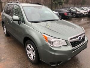 2015 Subaru Forester 2.5i | AWD | ONE OWNER | NO ACCIDENTS