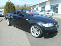 2008 BMW 120 2.0I MSport 2DR Convertible