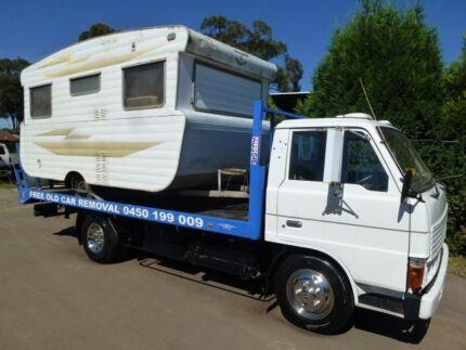 Caravan Free Removal Of Unwanted Old Caravans Campers O45O199OO9