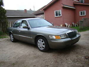 1999 Mercury Grand Marquis L S Sedan  4.6 V8