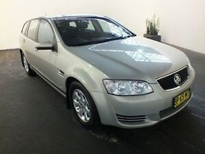 2012 Holden Commodore VE II MY12 Omega Mirage Glow 6 Speed Automatic Sportswagon Clemton Park Canterbury Area Preview