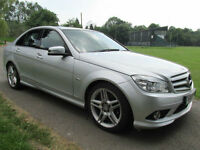 2010 (10) Mercedes-Benz C250 2.1CDI BlueEFFICIENCY CDI Sport *FINANCE ARRANGED*