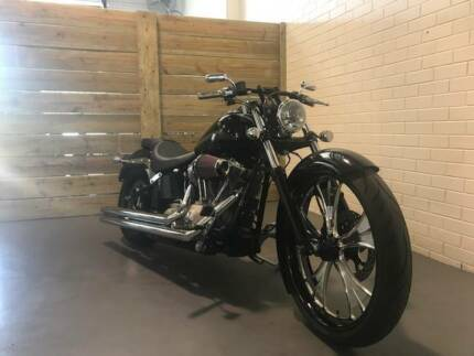 2011 HARLEY DAVIDSON SOFTAIL - CUSTOM FEATURES - LOW KM'S!