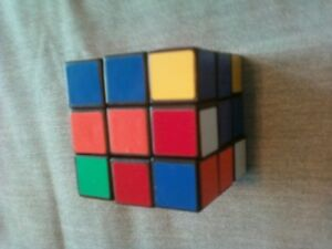 Mint Rubik's Cube puzzle game
