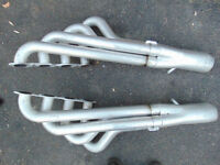 HOOKER BIG BLOCK COMPETITION HEADERS