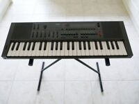 Yamaha Portasound MK-100 Electric Keyboard and Stand