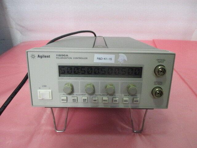 Agilent HP 11896A Polarization Controller, 418916