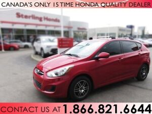 2014 Hyundai Accent GL | HATCHBACK | 1 OWNER | NO ACCIDENTS