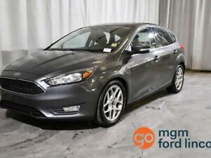 2015 Ford Focus SE FWD | HEATED FRONT SEATS | HEATED STEERING WH