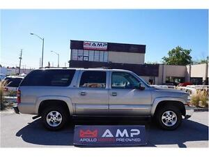 2003 Chevrolet Suburban 4wd Extended on Clearance! Leather etc!
