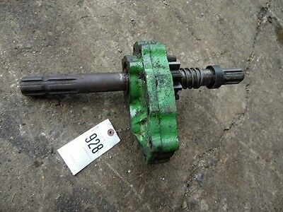 John Deere A Tractor Pto-shaft-gear-housing Part A2431r Tag 928