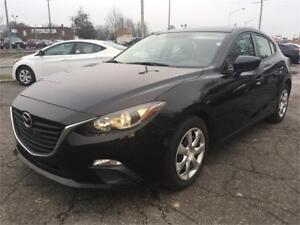 2015 Mazda Mazda3 SPORT HATCHBACK A/C *JAMAIS ACCIDENTÉ*