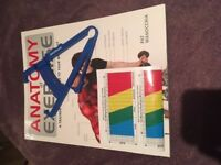 STOCKING-FILLER: Anatomy of Exercise guide and My Protein body fat caliper