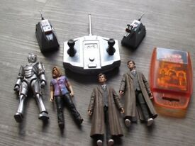 Dr Who Collectables