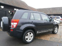 0555 SUZUKI GRAND VITARA 2.0 16v AUTOMATIC 4X4 5 DR 75K BLACK/BLACK TRIM SUPERB