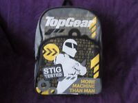 TOP GEAR BACK PACK