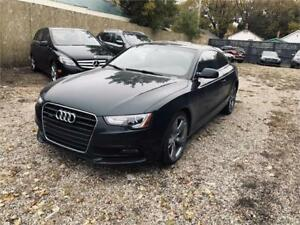 2014 Audi A5 Komfort+ AWD Perfect Condition!