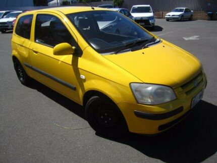 2005 Hyundai Getz TB MY05 XL 5 Speed Manual Hatchback St Marys Mitcham Area Preview