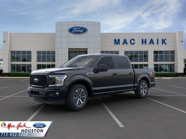 2020 Ford F-150 STX 2195 Miles Agate Black Metallic Crew Cab Pickup Twin Turbo R