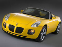 PONTIAC AUTO BODY AND MECHANICAL PARTS IN TORONTO