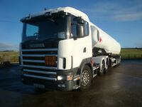 2001 Scania 124 420 Pet Spec