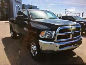 2017 RAM 3500 ST CREW CAB DIESEL LOWEST PRICE THIS YEAR !!