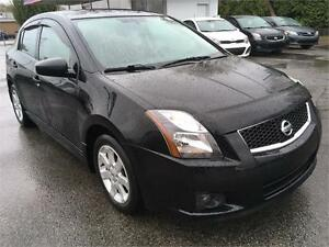 2012 Nissan Sentra SR 2.0 A/C SEIGES CAHUFF 46,000KM AUTO