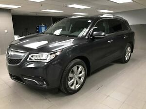 2016 Acura MDX Elite Package SH-AWD