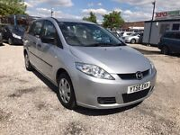 2006 Mazda5 1.8 TS 5dr 1 PREV OWNER+7 SEATER+ PSH