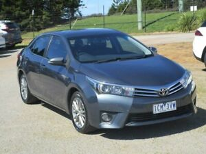 2014 Toyota Corolla ZRE172R ZR S-CVT Blue 7 Speed Constant Variable Sedan Narre Warren Casey Area Preview
