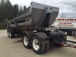 2011 Cross Country End Dump for Sale