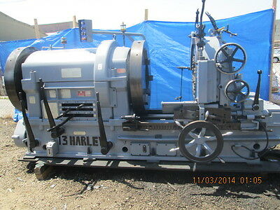 Harley Landis Style Heavy Duty 13 Large Capacity Pipe Threading Machine