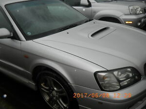2000 Subaru Legacy 2.0L Automatic for parts.