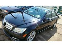 $131/w2011 Mercedes C350 4matic,Navi,loaded,only50kms,V.good con