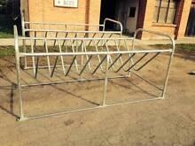 Large Square Hay Bale Feeder Birregurra Colac-Otway Area Preview