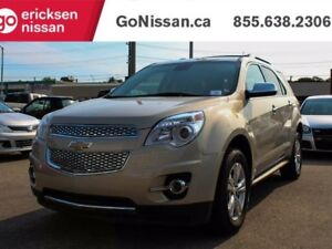 2012 Chevrolet Equinox LEATHER, BACK UP CAMERA, HEATED SEATS!!