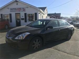 2012 Nissan Altima 2.5 S Only $6495 NEW MVI, only $77 Bi-weekly!