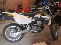 Suzuki DR-Z New Condition