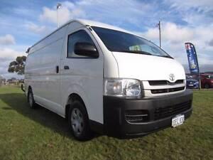 Toyota Hiace Wanted Wangara Wanneroo Area Preview